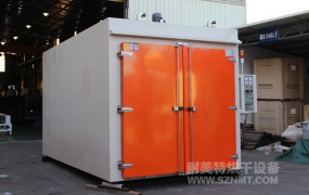 NMT-WJ-7607 cart oven for metals (P & E)