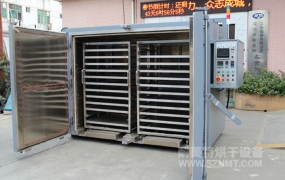NMT-GW-3011 300℃ high-temperature oven of double carts (Anhui Zhongding)