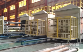 NMT-TZ-05 glass fiber winding yarn insulation composite electricity and gas curing oven (smdy)